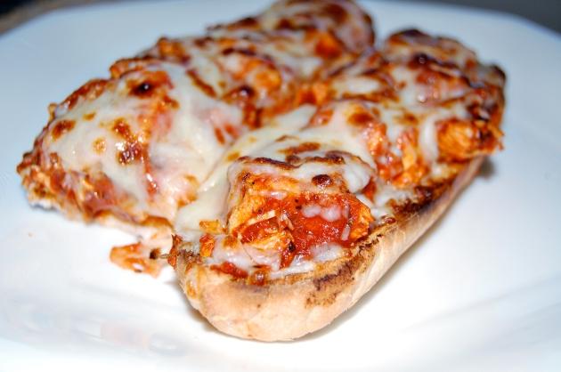 Chick Parmesan Sub